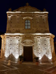 Chiesa Santa Maria Assunta Frascineto